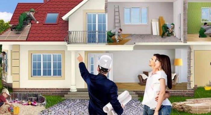 Ремонтно строительные услуги